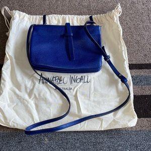 Annabell Ingall Blue Jojo Crossbody Bag